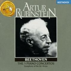 Beethoven: Piano Concertos Nos 5 & 2