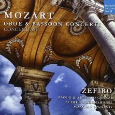 Oboe And Bassoon Concerti - Con