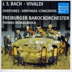 Bach & Vivaldi: Overtures, Sinfonias & Concertos