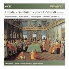 Handel, Geminiani, Purcell, Vivaldi, Albinoni