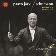 """Symphonies No.1 """"Spring"""" & No. 3"""