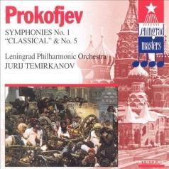 Prokofiev: Symphonies 1&5