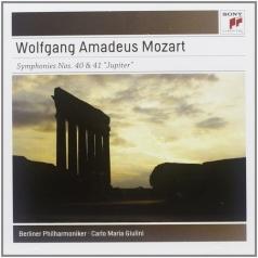 "Symphonies Nos. 40 & 41 ""Jupiter"
