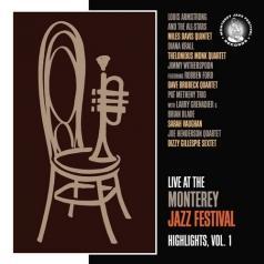 Live Monterey Jazz Festival