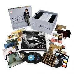 Glenn Gould Remastered: The Complete Album Collection