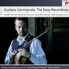 Giuliano Carmignola - The Complete Sony Recordings