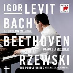 Igor Levit Plays Bach, Beethoven, Rzewski