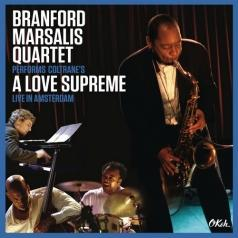 Branford Marsalis Quartet Performs Coltrane's A Love Supreme In Amsterdam Live