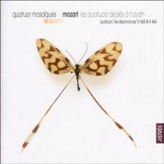 Mozart / String Quartets K464 & K465 'Dissonance'