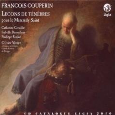 Couperin: Lecons De Tenebres pour le Mercredy Saint