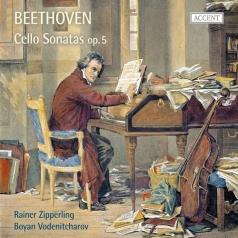 Cello Sonatas Op. 5