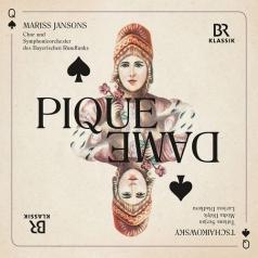 Tchaikovsky: Pique Dame/Jansons