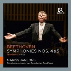 Beethoven: Symphonies Nos. 4&5