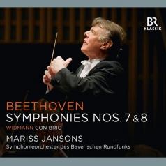 Beethoven: Symphony Nos. 7&8
