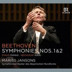 Beethoven: Symphonies 1+2