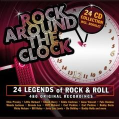 Rock Around The Clock - 24 Legends Of The Rock & Roll