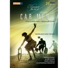Elegance – The Art Of Jiri Kylian | Car Men