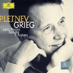 Grieg: Lyric Pieces; Sonata; Fugues