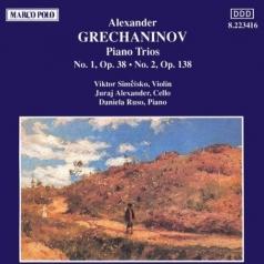 Piano Trios 1&2