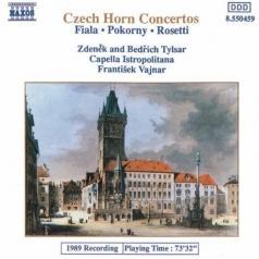 Czech Horn Concertos