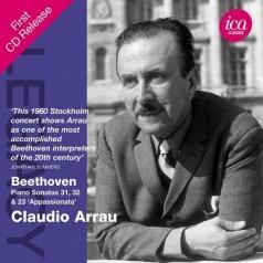 Arrau: Beethoven Sonatas