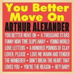 You Better Move On