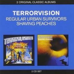 2 Original Classic Albums: Regular Urban Survivors / Shaving Peaches
