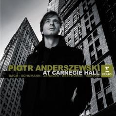 Piotr Anderszewski At Carnegie Hall, New York