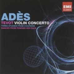 Tevot, Violin Concerto, Couperin Dances