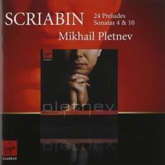 24 Preludes Op.11, Piano Sonatas Nos. 4