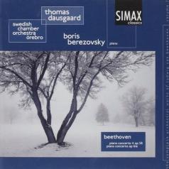Piano Concerto No. 4, Op. 58. Piano Concerto In D Major, Arranged By The Composer After The Violin Concerto, Op. 61A