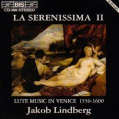 La Serenissima Ii For Lute