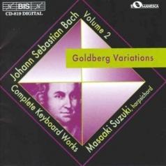 Goldberg Variations (Clavierubung Iv, Bwv 988)