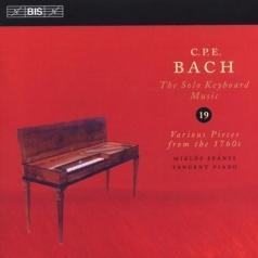 Solo Keyboard Music, Vol. 19