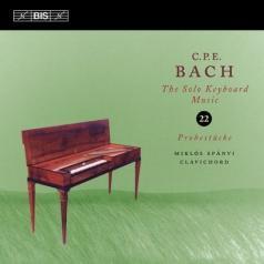 Solo Keyboard Music, Vol.22