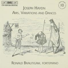 Airs, Variations And Dances - 3 Cd:S For 2