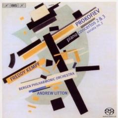 Piano Concertos Nos 2 & 3, Piano Sonata No.2