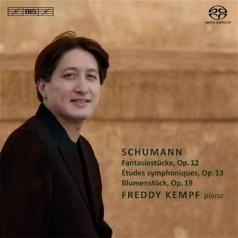 Fantasiestucke Op.12; Etudes Symphoniques Op.13; Blumenstuck Op.19