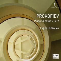 Piano Sonatas Nos 2, 4, 7