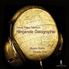 Musical Geography (Assembled Adolf Hoffmann, 1959); Concerto D Minor Twv43:D2
