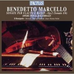 Concerti Per Flauto E B.C.- Op. Ii