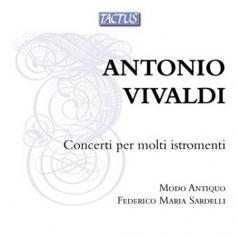Vivaldi: Concerti Per Molti Istromenti