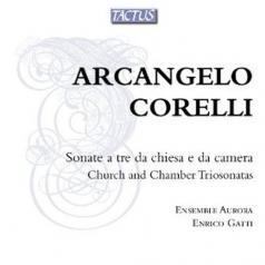 Corelli: Sonate A Tre Da Camera