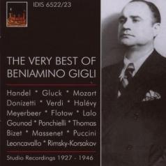 The Very Best Of Beniamino Gilgi