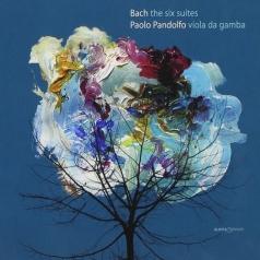 The Six Suites - Cellosuiten Bwv 1007-1012 Bearbeitet Fur Gambe