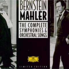 Leonard Bernstein (Леонард Бернстайн): Mahler: The Complete Symphonies & Orchestral Songs