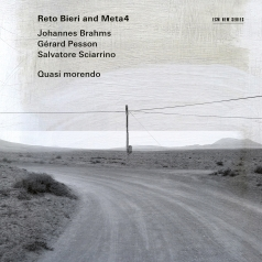 Reto Bieri (Рето Бьери): Brahms, Sciarrino, Pesson: Quasi Morendo