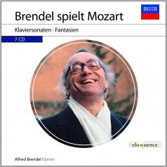 Alfred Brendel (Альфред Брендель): Mozart: Piano Sonatas, Fantasias, Rondos