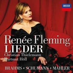 Renee Fleming (Рене Флеминг): Brahms, Schumann, Mahler: Lieder