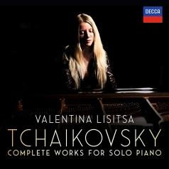 Valentina Lisitsa (Валентина Лисица): Tchaikovsky: The Complete Solo Piano Works